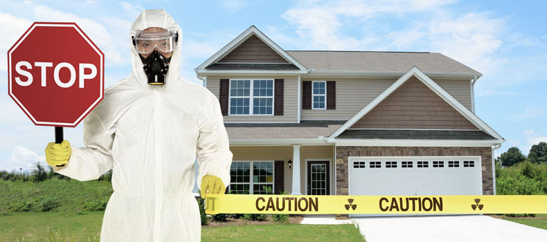 Have your home tested for radon by The Humble Home Inspector